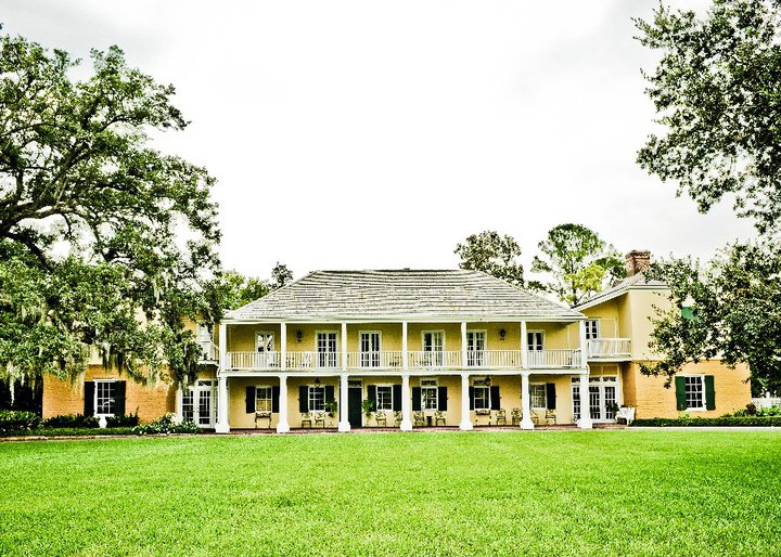 Piantagioni della Louisiana Ormond Plantation