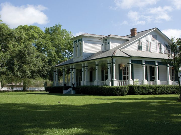 Piantagioni della LOuisiana Poche Plantation