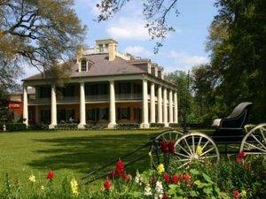 Piantagioni della Louisiana Houmas House Interior