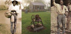 Piantagioni della Louisiana Laura Creole Plantation