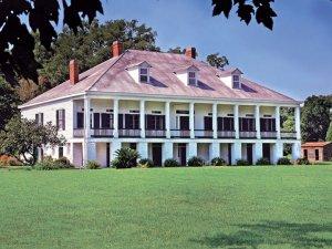Piantagioni della Louisiana St. JJoseph Plantation