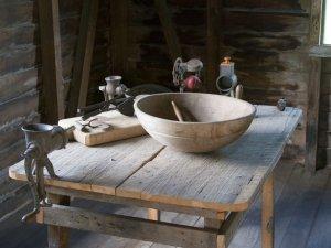 Piantagioni della Louisiana St. Joseph Plantation cucina