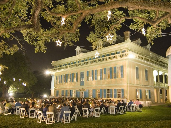 Piantagioni della Louisiana San Francisco Plantation festival Frisco