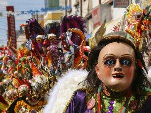 Carnevale nel mondo Oruro Bolivia