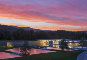 The Clark Art Institute, Visitor Center