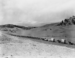 Icone western in Wyoming e Montana Pionieri