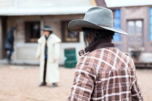 Icone western in Wyoming e Montana fuorilegge