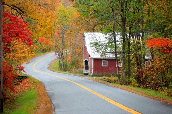 I foliage più spettacolari del mondo, New England USA
