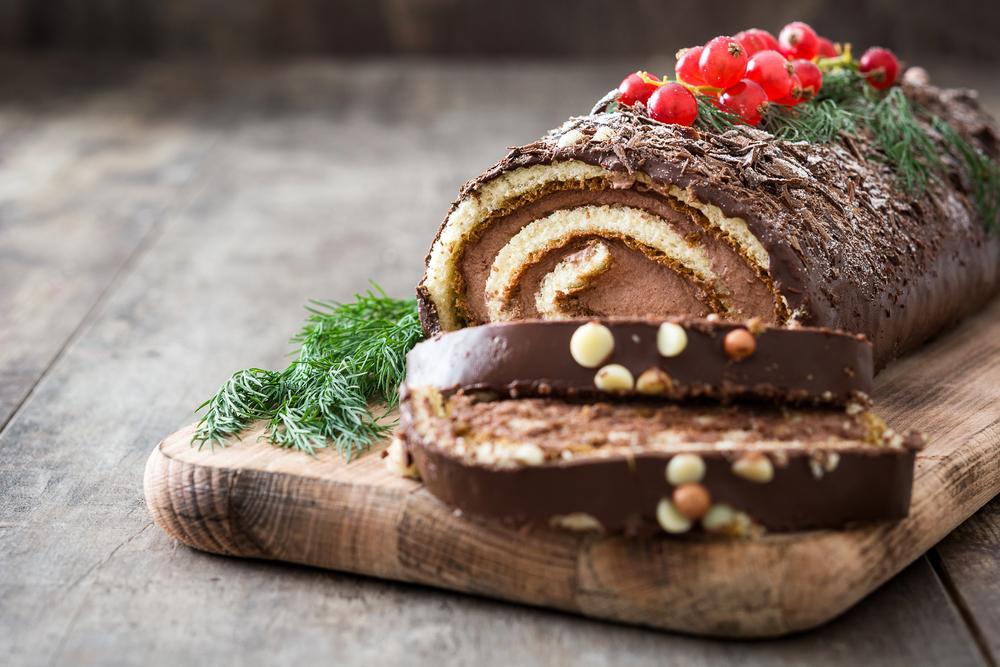 Ricette di Natale dal mondo: bûche de Noël, Canada
