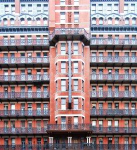 Case da star negli USA: il mitico Chelsea Hotel di Manhattan