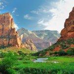 viaggio running West USA: Zion National Park