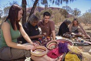 L'arte degli aborigeni australiani