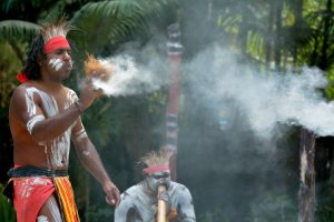 La musica degli aborigeni australiani
