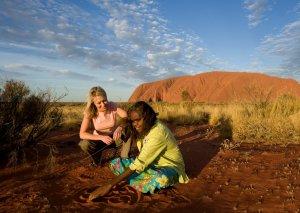 Aborigeni australiani Vie dei Canti Chatwin