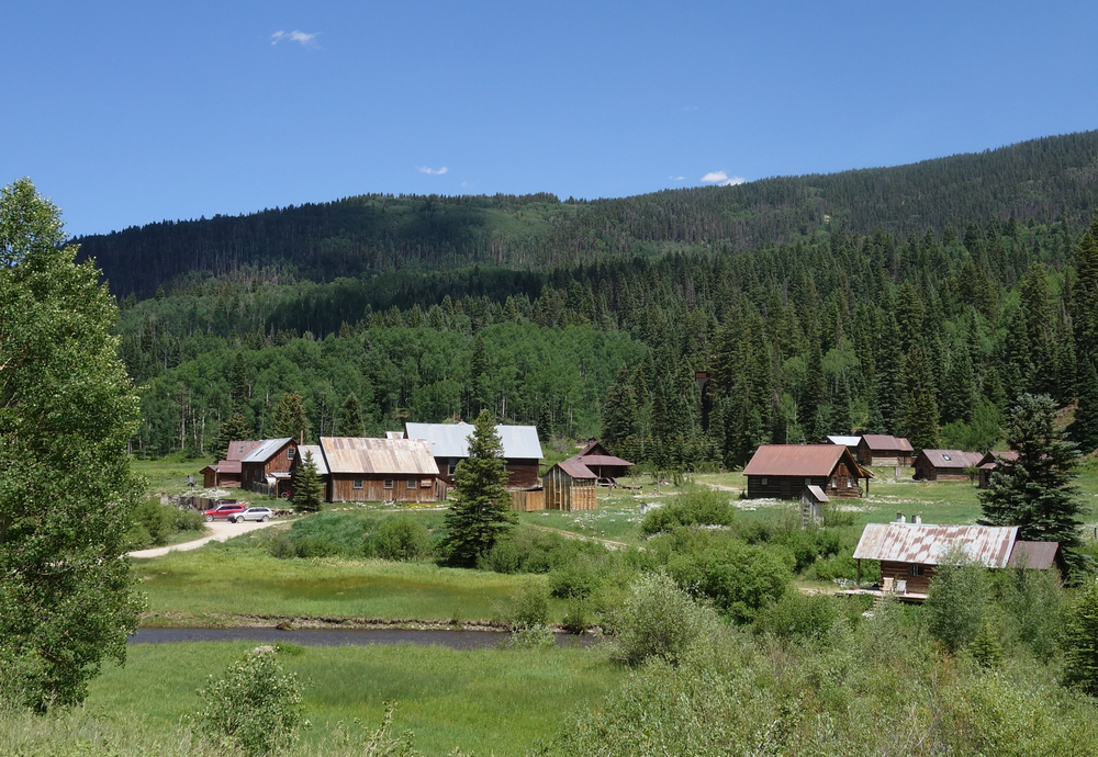 I ranch delle Rocky Mountains: resort ranch