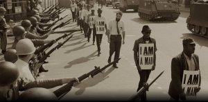 U.S. Civil Rights Trail - Memphi 1968