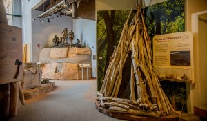 I luoghi di Lewis e Clark Lewis e Clark Interpretive Center
