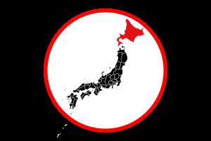 Mappa Hokkaido
