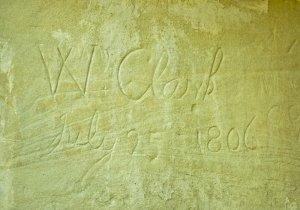 i luoghi di Lewis e Clark Pompeys Pillar