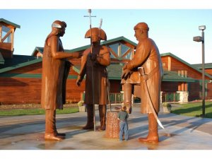 i luoghi di lewis e clark viaggio in North Dakota