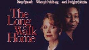 """I migliori film sulla lotta per i diritti civili: Locandina de """"La lunga strada verso casa"""", from https://asd-hs.wikispaces.com/Long+Walk+Home"""