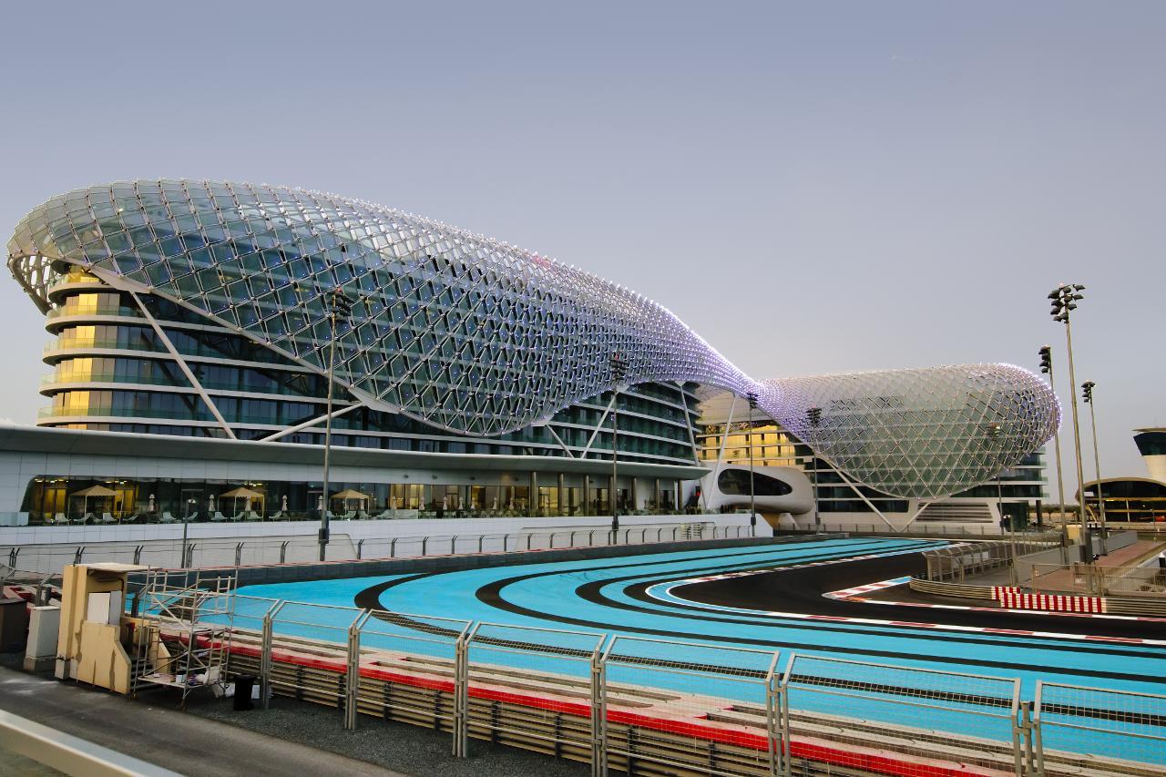 Cosa fare in un weekend ad Abu Dhabi Yas Marina Circuit