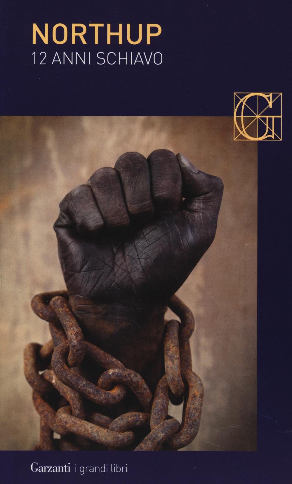 Libri sui Civil Rights: 12 anni schiavo
