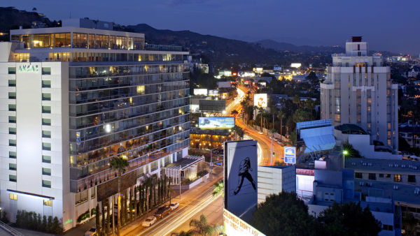 Viaggio West Hollywood Hotel da Star