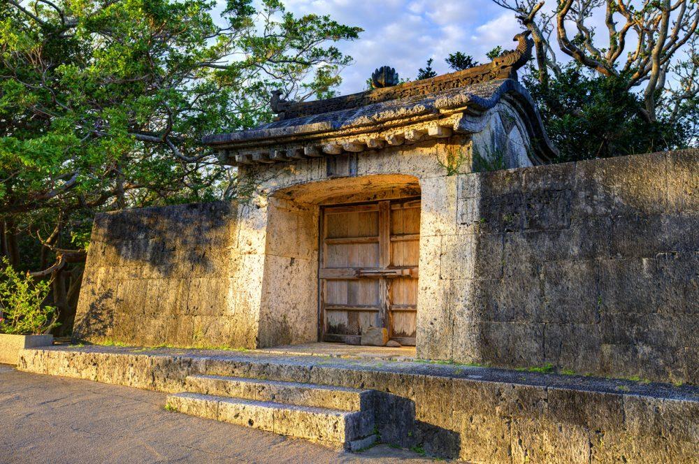 Naha castello di Okinawa