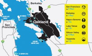 Cosa fare a Oakland California