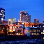 Viaggio nel New Hampshire Manchester