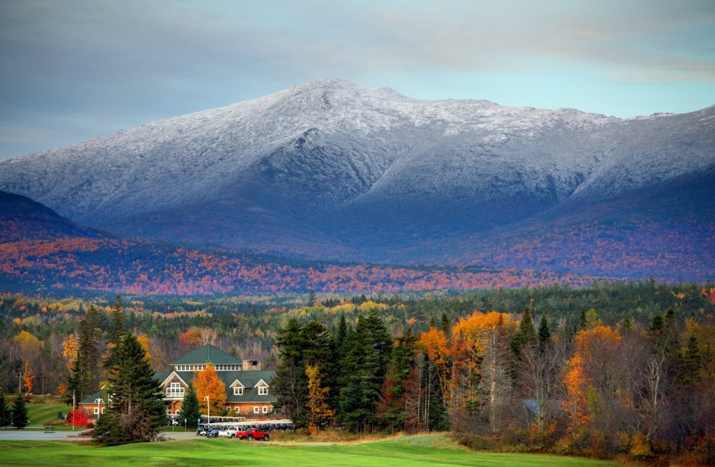 Mount Washington Cosa fare e vedere in New Hampshire