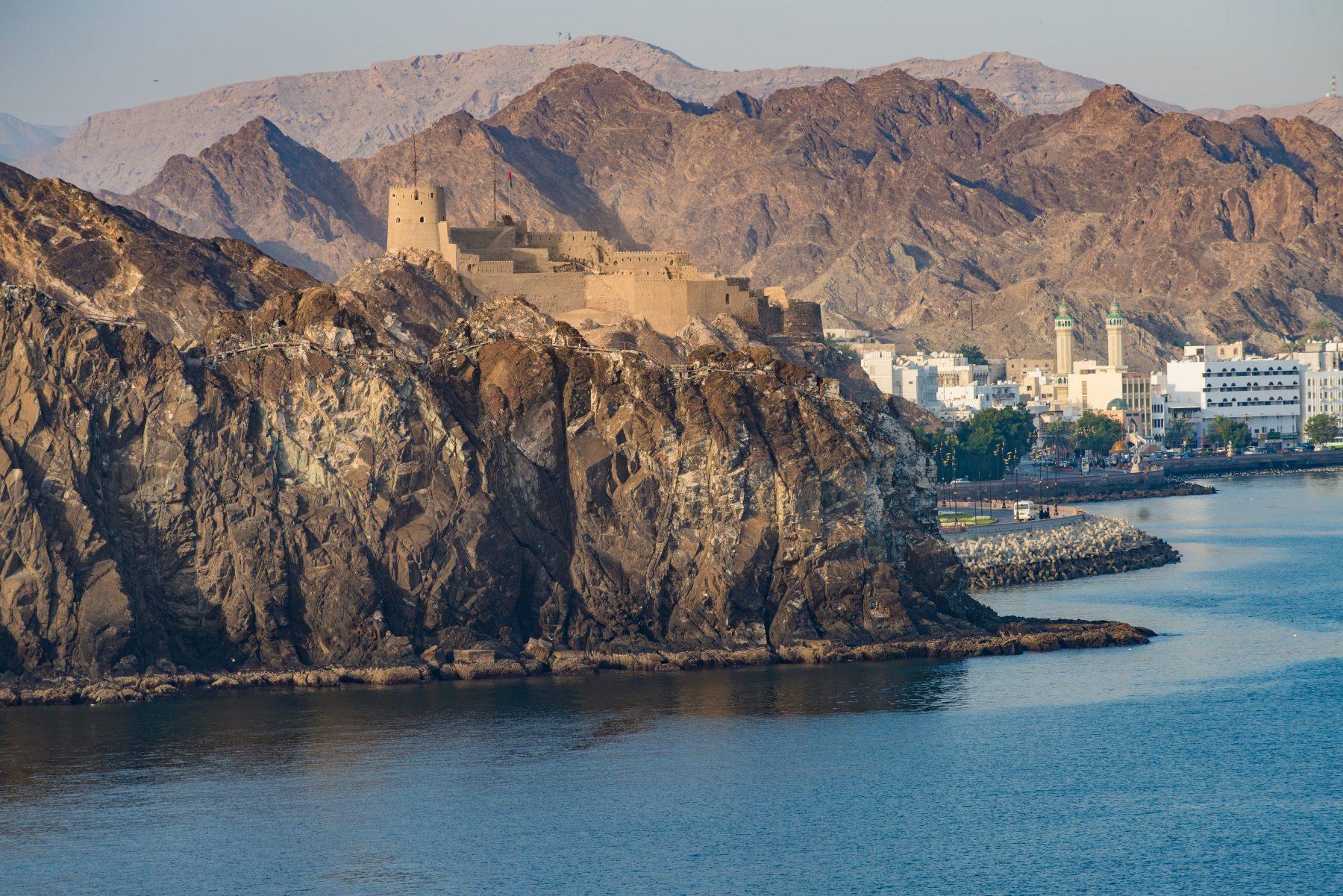 Oman viaggio 2019