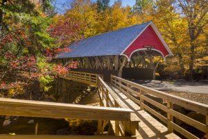 Cosa fare e vedere in New Hampshire Ponti Coperti