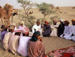 Viaggio ad Abu Dhabi tradizioni beduine