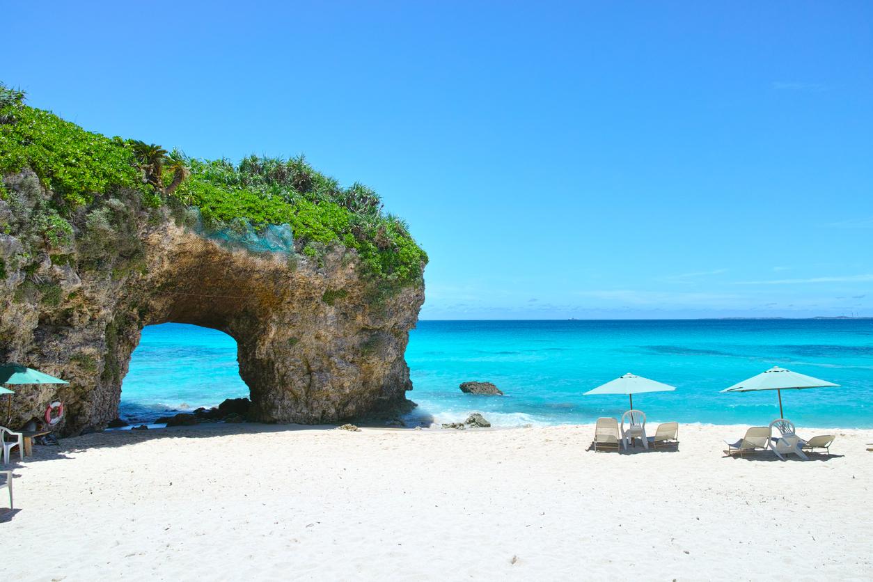 Isole Ryukyu viaggio in Giappone Okinawa