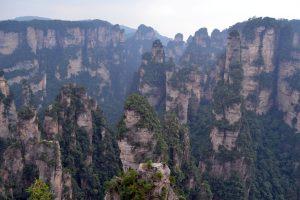 Viaggio in Cina Wuling