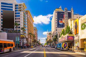 Viaggio a West Hollywood