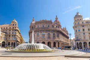 viaggio Genova