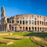 Roma Colosseo Viaggio Italia