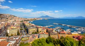 Week End a Napoli viaggio Italia