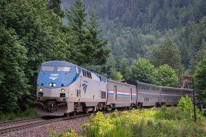 viaggio Empire Builder Stati Uniti West treno