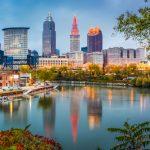 Cleveland Ohio viaggio USA