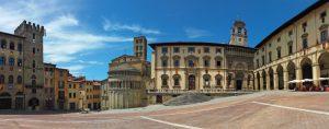 viaggio città Italia Arezzo