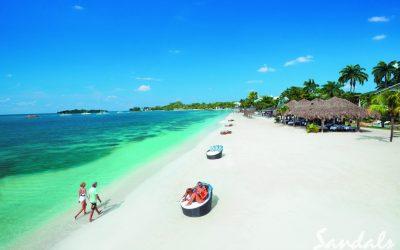 ITINERARIO NY JAMAICA - Sandals Negril, Jamaica