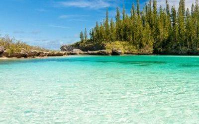 Isola dei Pini_Nuova Caledonia