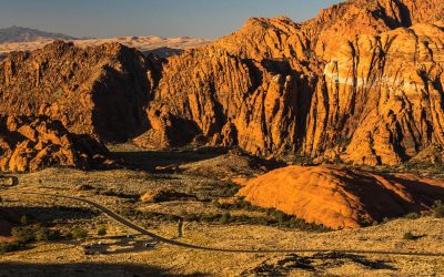 Snow Canyon State Park, Utah, United States of America