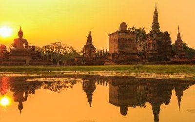 L'antico sprito della Thailandia
