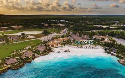View Eden Roc Cap Cana_Beach Club Aerial Shot