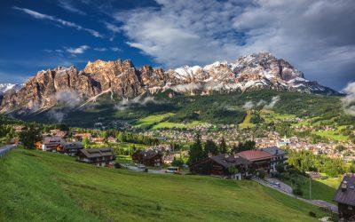 viaggio Cortina week end Dolomiti